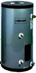 SuperStor Contender Glass-Lined Water Heater